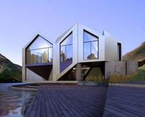 La Casa 'origami', cambia forma secondo il clima | Domotica e sostenibilità ambientale | Scoop.it