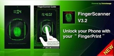 Un scanner d'empreintes digitales pour déverrouiller son téléphone Android, Fingerprint Scanner | Internet world | Scoop.it