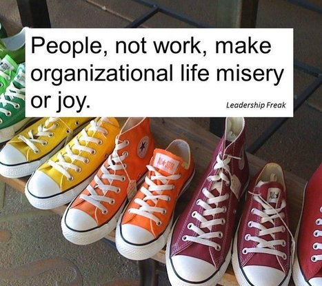 3 Ways to be the One Others Love on their Team | Leadership Primer | Scoop.it