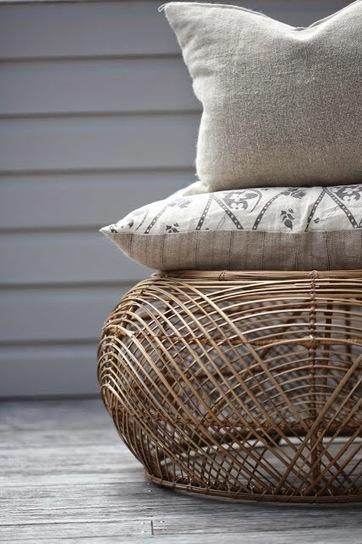 La Fabrique à Déco: Poufs et coussins de sol pour décorer la maison et le jardin | Astuces pratiques Déco | Scoop.it