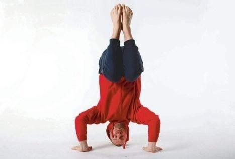Päälläseisonnan voi oppia viikossa – akrobatia sopii myös aikuiselle aloittelijalle - Helsingin Sanomat | Liikunta | Scoop.it