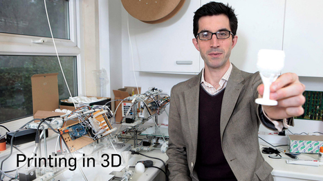Hello 3D printing, goodbye China   The Sunday Times   Entrepreneurship and Venturing education   Scoop.it