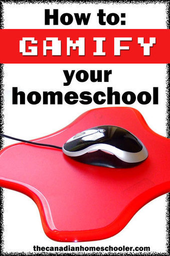 Gamifying Your Homeschool | The Canadian Homeschooler | Home Education Canada | Scoop.it