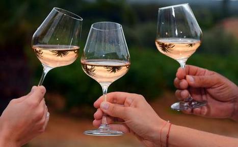 Var: Il invente la glace au rosé | Communication & Vin | Scoop.it