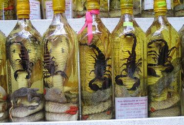 Les alcools les plus étranges au monde - Magazine du vin - Mon Vigneron | Actualités du Vin | Scoop.it