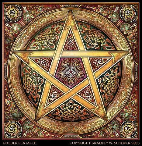 What is the difference between paganism, Wicca and Witchcraft? | Mitologia | Scoop.it