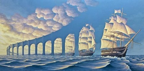 25 Trippy Optical Illusions That Will Blow Your Mind | Internationalisation of Higher Education | Scoop.it