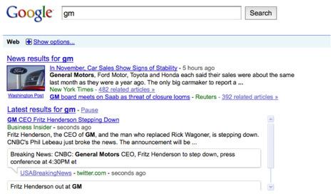 Twitter se rapproche de Google : bientôt des tweets à nouveau dans les SERP ? - Actualité Abondance | Twitter | Scoop.it