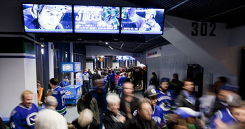 NHL's Canucks put Harris Broadcast digital signage between the pipes - Digital Signage Today | Creating Connections | Scoop.it