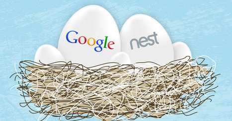 The Eye in Your Home: Google, Nest and the Rise of the Physical Graph | Social Media and its influence | Scoop.it