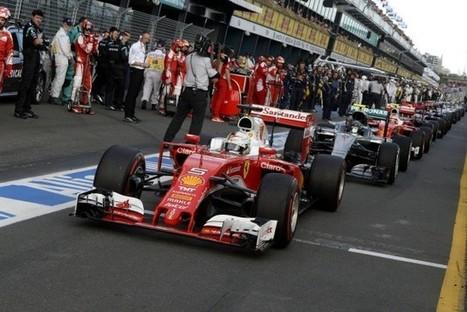 F1 - La stratégie de Ferrari critiquée par Symonds   Auto , mécaniques et sport automobiles   Scoop.it
