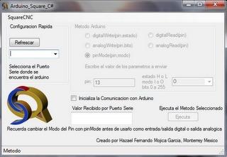 Controla tu Arduino desde tu PC con C# via Serie - Taringa!   Joaquin Lara Sierra   Scoop.it