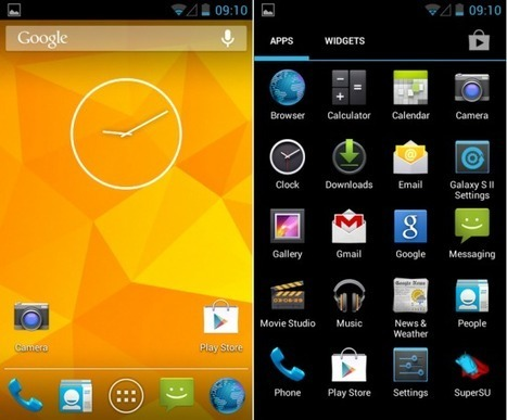 Install Galaxy S2 I9100 Android 4.2.2 Jelly Bean ReVolt ROM | Android Custom ROM | Scoop.it
