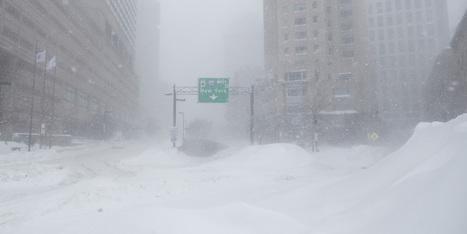 Les habitants de Boston priés de ne pas sauter en slip dans la neige | Vocalises internationales | Scoop.it