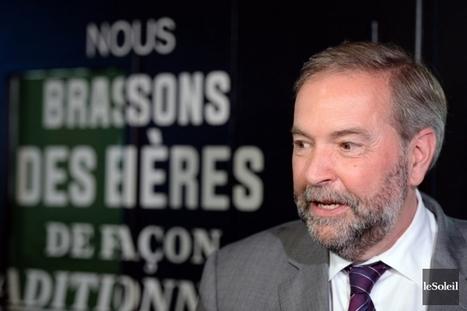 Statut politique du Québec: Mulcair ramène la Déclaration de Sherbrooke | Politique et actualité Québec - Canada | Scoop.it