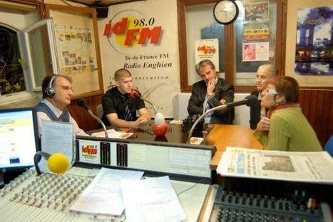 IDF : IDFM Radio Enghien fête ses 30 ans en remontant le temps | Radioscope | Scoop.it