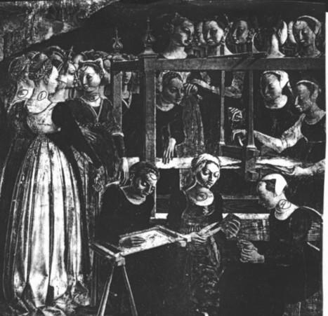 Italian Renaissance Hairdressing | Attire during the Elizabethan Epogue vs. the 1500s Italian Attire | Scoop.it