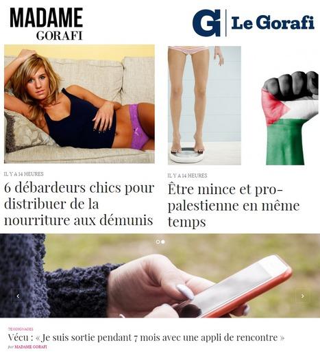 "Bienvenue à ""Madame Gorafi"" | La petite revue du journaliste web | Scoop.it"