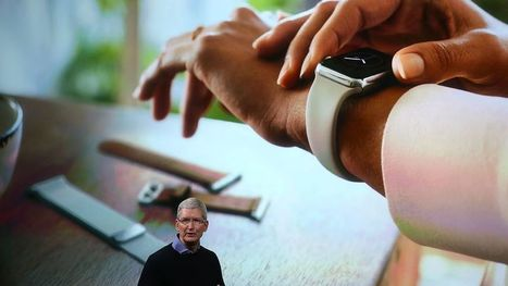 Apple's push into healthcare now includes Apple Watch data | Digital Health | Scoop.it