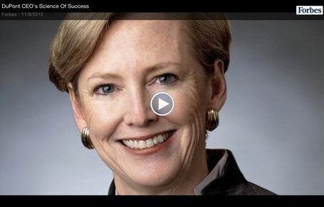 DuPont Science of Success -- Ellen Kullman | DuPont ASEAN | Scoop.it