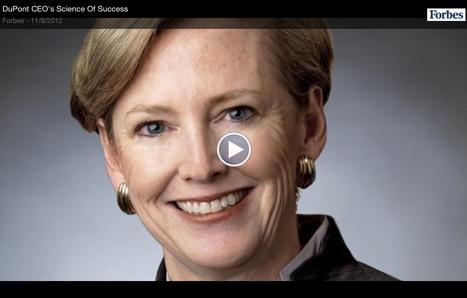 DuPont Science of Success -- Ellen Kullman | DuPont ASEAN | Scoop.it