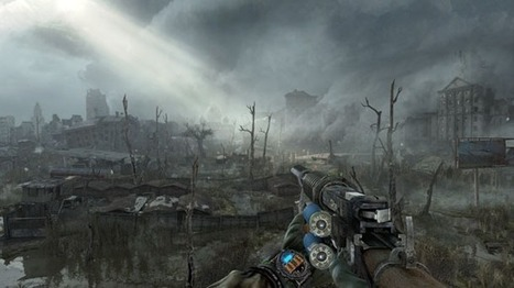 Who needs a HUD? Metro: Last Light and the return to realism | Matmi Staff finds... | Scoop.it