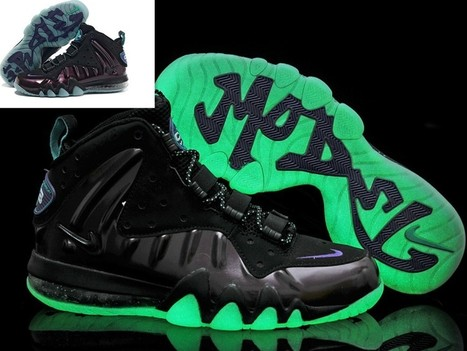 Nike Barkley Posite Max Shoes Glow In The Dark Purple Black Hot Sale Online   Cheap Glow In The Dark Adidas Online   Scoop.it