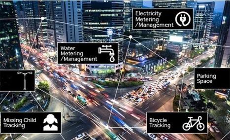 Samsung lanzaráen Coreala primera red para Smart Cities | Diario TIC | Scoop.it