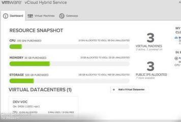 VMware anuncia el lanzamiento de vCloud Hybrid Service   Big and Open Data, FabLab, Internet of things   Scoop.it