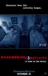 Paranormal Activity 3 | Horror Movie Reviews | Scoop.it