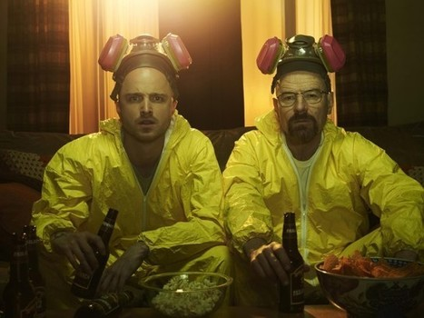 Breaking Bad cocktail pop-up planned | The pick of the best wine stories from social media and across the 'net | Scoop.it