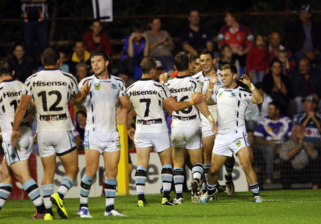 Cronulla Sharks and thymosin beta-4  ... is it doping? | Doping in sport | Scoop.it