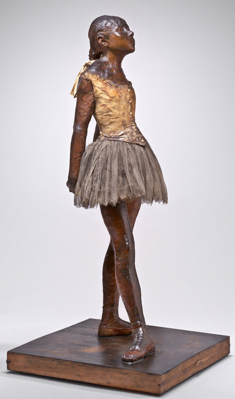 A Degas Sculpture Inspires a New Musical | Music, Theatre, and Dance | Scoop.it