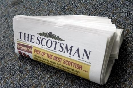 Jane Bradley: Right newspaper but wrong profile - Scotsman | My Scotland | Scoop.it