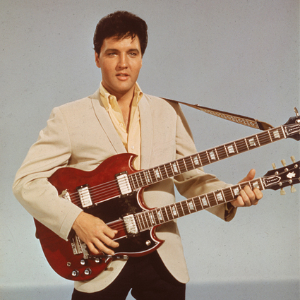 Elvis Presley's record player sold at Penzance Auction House - Daily News & Analysis | Elvis Presley | Scoop.it