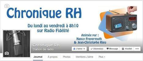 Des conseils RH à la radio d'A3CV-A3Conseil | Mes coups de coeur | Scoop.it