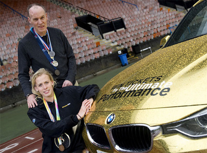 Three gold-plated BMW in UK | Car News - Supercar News ... | Supercar News | Scoop.it
