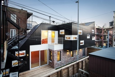La Couleuvre / NatureHumaine | The Architecture of the City | Scoop.it