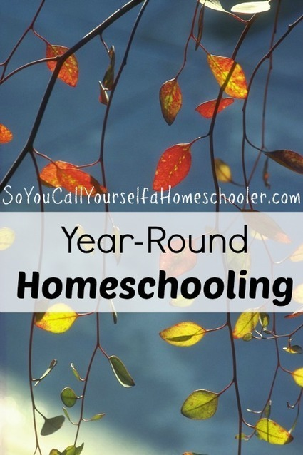 Year-Round Homeschooling | Online Spanish Courses | Scoop.it