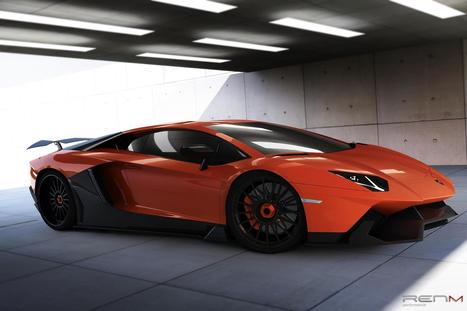 Lamborghini Pasión | VIM | Scoop.it