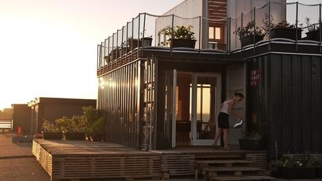 Les maisons-conteneurs, une réponse à certains défis urbains ? l Arte.tv | Innovations urbaines | Scoop.it