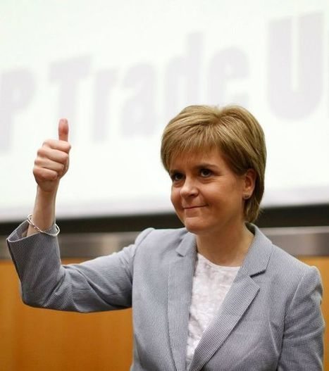 Second poll puts Scottish Independence Yes support ahead | My Scotland | Scoop.it