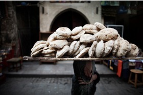 Bread rations: Three loaves per capita | Égypte-actualités | Scoop.it