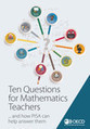 Ten Questions for Mathematics Teachers… and How PISA Can Help Answer Them - Books - OECD iLibrary | Matemática e não só! | Scoop.it