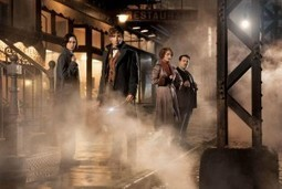 J.K. Rowling confirms 'Fantastic Beasts' will be a trilogy | Geek Style Guide | Scoop.it