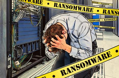 La evolución del ransomware: desde los bloqueadores a los cifradores | CIBER: seguridad, defensa y ataques | Scoop.it