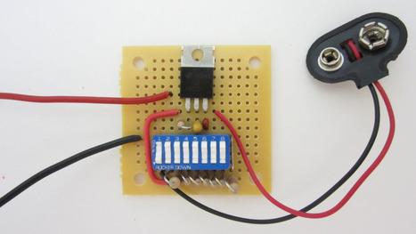 Flea Market MacGyver's Pocket Power Supply | Hardware Hackery Hootenanny | Scoop.it
