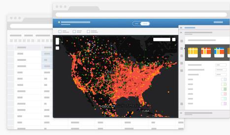10 herramientas para hacer mapas interactivos gratis para clase | Herramientas Web 2.0 para docentes | Scoop.it