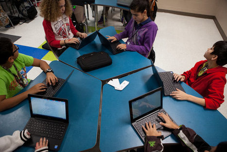Learning Apps Outstrip School Oversight, and Loss of Student Privacy Is Among the Risks | Learning, Teaching & Leading Today | Scoop.it