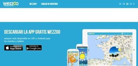 Wezzoo, la app de meteorología, presenta novedades en su aplicación Android | Weather By You | Scoop.it
